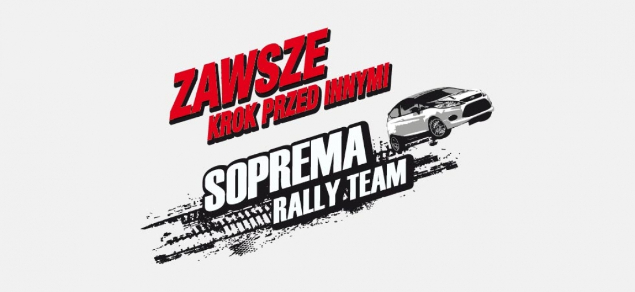 SOPREMA POLSKA SPONSOREM TEAMU RAJDOWEGO SOPREMA RALLY TEAM